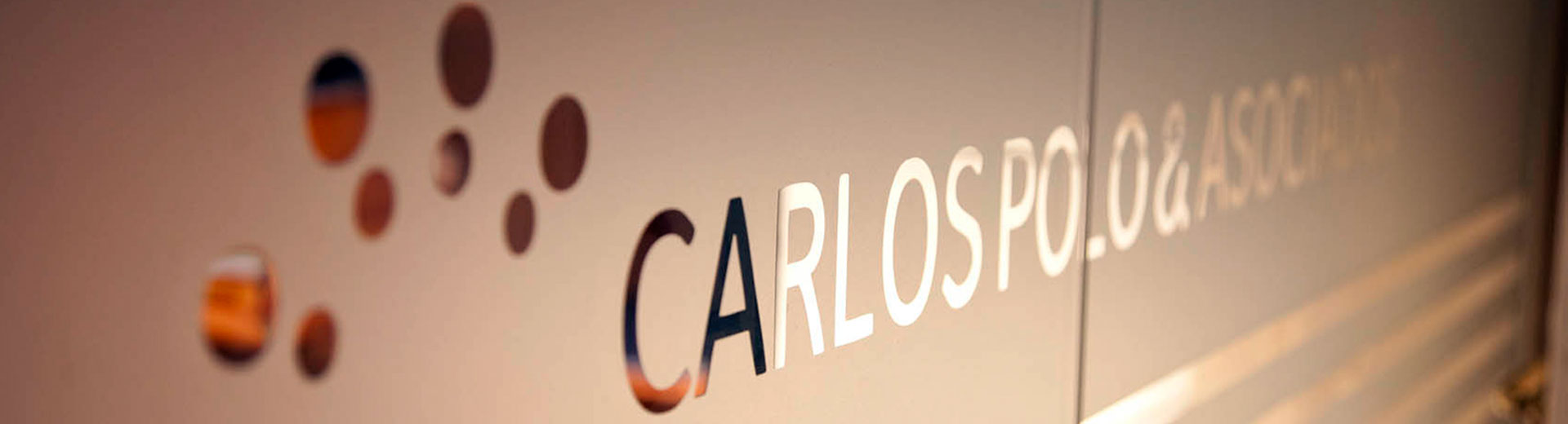 Logotipo Despacho Carlos Polo